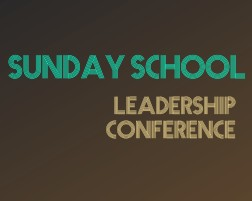Sunday School Leadership Conference