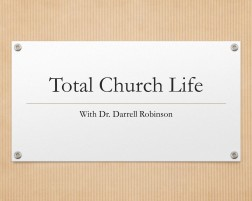 Total Church Life Conference